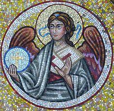 St. John's Byzantine Exterior Mosaic | by Jay Costello