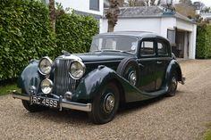 1936 Jaguar SS 2-Axle Rigid Body Saloon