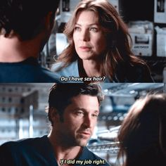 {4.03} I miss Merder a lot tbh. Follow @greysfeed (me) for more ☄ —❀— Meredith or Derek? Mer! —❀— Follow @gafeedstore for GA Merch!