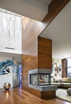 Fresh Design; Amazing Interior: Broadway Penthouse by Andrea Steele and Andrew Deibel, Manhattan, New York