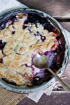 Blackberry Pie/Cobbler (1) From: Tartelette Blog, please visit