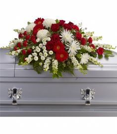 Send sympathy and funeral flowers from a real Grand Prairie, TX local florist. Vivid Flowers has a large selection of gorgeous floral arrangements and bouquets. We offer same-day flower deliveries for sympathy and funeral flowers. Funeral Flower Arrangements, Funeral Flowers, All Flowers, Fresh Flowers, White Flowers, Church Flowers, Exotic Flowers, Wedding Flowers, In Bloom Florist