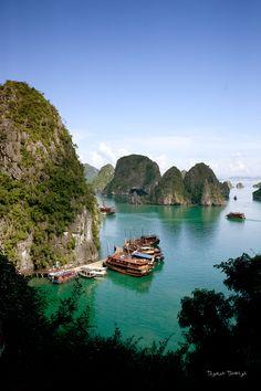 Halong bay #Vietnam