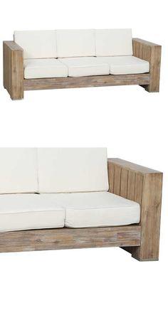 Runde Lounge für den Garten