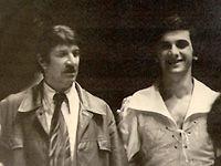 Vakhtang Chabukiani and Tamaz Vashakidze,  http://sakartvelo-ballet.ru/