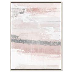 Sophisticated Elements Blush | Abstract Wall Art by Oliver Gal Pink Abstract, Abstract Wall Art, Painting Prints, Fine Art Prints, Canvas Frame, Canvas Art, Modern Wall Decor, Vivid Colors, Colours