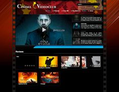 Cinema Video Club on Behance