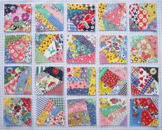 Crazy Quilt blocks