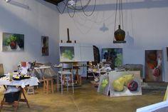 "Atelier at ""Fazenda dos Dourados"" farm - Furnas - Brazi"