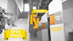 Business Centre, Creative, Desks