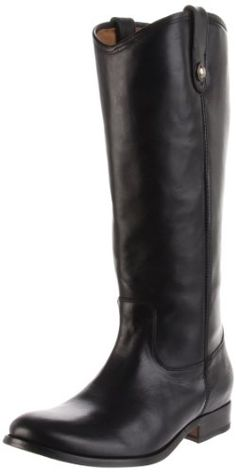 Simple Black Boot. Want this in 13in shaft height for my short legs.