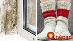 Nadmerná vlhkosť v byte môže byť nebezpečná. Jednoduchý trik, ako ju znížiť!