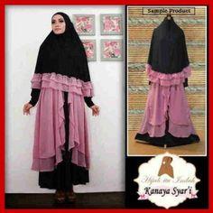 Baju Muslim Syar'i Mewah Dan Modern