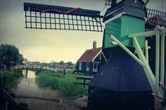 Zaanse schans, Netherlands #europe #Zaanseschans #Netherlands #잔세스칸스 #네덜란드 #유럽여행