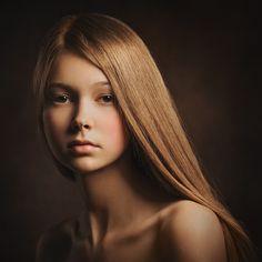 Portrait of Julia by apalkin.deviantart.com on @deviantART