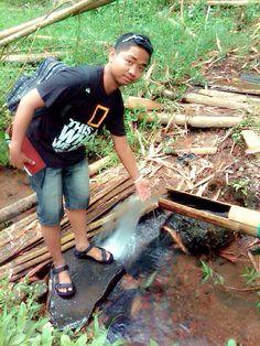 Kembali ke alam #pagaralam #indonesia