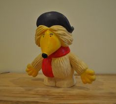 Vintage Bendy Toys Womble Orinoco toy doll by PilgrimValley, Wimbledon Common, Doll Toys, Dolls, My Dream, Tweety, Disney Characters, Fictional Characters, Handmade Gifts, Etsy