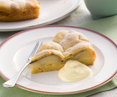 Pear Shortcake recipe from Food in a Minute
