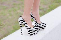 Zebra pumps