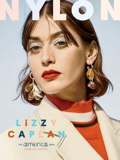 Grab the Novemberissue of NYLON mag with Lizzy Caplanon the cover! Please note that this listing is for a single issue, not a subscription. Returns and Exchan