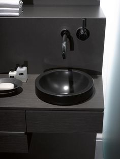 unisono by alape round sinks pinterest round sink and sinks. Black Bedroom Furniture Sets. Home Design Ideas