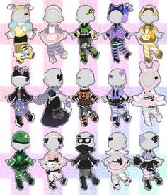 Tippity Toppity Pinkity by Horror-Star on DeviantArt Drawing Anime Clothes, Manga Clothes, Kawaii Clothes, Pastel Goth Outfits, Anime Outfits, Kawaii Drawings, Cute Drawings, Outfit Drawings, Character Concept