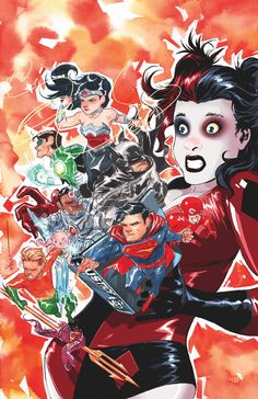 DC Comics FULL February 2015 Solicitations - Including BATMAN | Newsarama.com