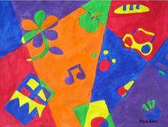 paul klee para niños - Cerca amb Google