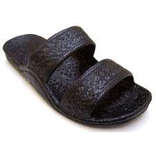 Black Pali's!! Salt Life Shirts, Jesus Sandals, Shoe Brands, Slide Sandals, Hawaii, Footwear, Unisex, Item Number, Black