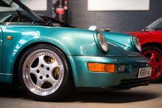 1994 Porsche 911 3.6 Turbo •  Petrolicious