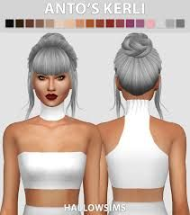 Image result for hallowsims hair