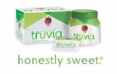 Truvia natural sweetener is the first natural, great-tasting, zero-calorie sweetener born from the leaves of the stevia plant.