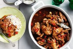 Refresh your midweek meal repertoire with a few pantry staples, fresh seasonal produce and this clever braised chicken recipe.