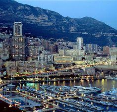 Monte Carlo, Monaco  Amazing World
