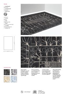 garden tec #modernrug http://www.nodusrug.it/en/rugs_collections_intro.php