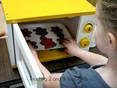 make a cardboard oven
