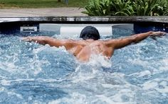 Triathlon Swimming Pools at Worldofpools