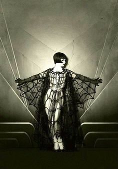 silent film goddess in gothic sensual pose vintage photo style model vicky butterfly, photographer the talented maria s. varela Louise Brooks silent star inspired work , look at the photos by this artist and watch the mesmerising films of the star too Louise Brooks, Retro Halloween, Halloween Costumes, Burlesque Costumes, Happy Halloween, Halloween Inspo, Costume Halloween, Vintage Halloween Photos, Vintage Halloween Makeup