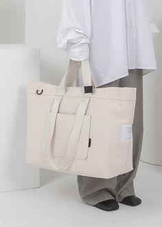 INSIDE-OUT IVORY, Tote x shoulder x cross Mens Tote Bag, Tote Bags, Tote Handbags, Canvas Shopper Bag, Womens Designer Bags, Denim Bag, Fabric Bags, Big Bags, Vintage Bags