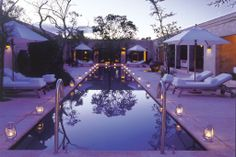 """Royal Malewane is LISA's very own """"royal baby"""". Situated next to the Kruger National Park on a private game reserve."""