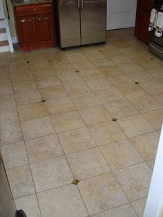 Inspirational Diagonal Tile Floor
