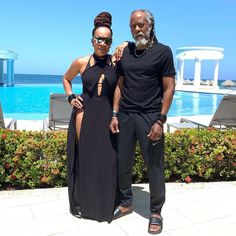 Years On Years, Still In Love And Looking Great Beautiful Family, Black Love, Wearing Black, Colorful, Vacation, How To Wear, Life, Instagram, Fashion