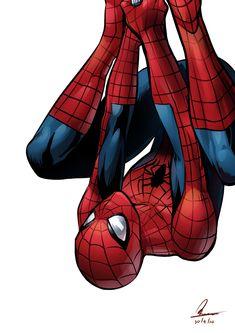 #Spiderman #Fan #Art. (The Amazing Spider-Man #2) By: Kumsmkii. (THE 5 STÅR ÅWARD OF: AW YEAH, IT'S MAJOR ÅWESOMENESS!!!™)[THANK Ü 4 PINNING!!!]