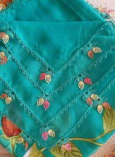OYA- Turkish Needle Lace Felt Embroidery, Hand Embroidery Patterns, Baby Knitting Patterns, Needle Lace, Lace Making, Tatting, Needlework, Diy And Crafts, Textiles