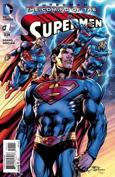 Can Superman take on Darkseid and all of Apokolips by himself? He might need a little help.