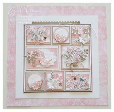 Butterfly Birthday Cards, Butterfly Cards, Butterfly Flowers, Flower Cards, Butterflies, Neighbor Christmas Gifts, Shadow Box Art, Collage Frames, Box Frames