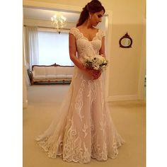 Victoria #vestidodenoiva #wandaborges