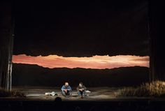 Of Mice and Men - Longacre Theater, Broadway