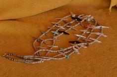 David Tsikewa Zuni Fetish Bird Necklaces | Sedonawolf | Sedona Indian Jewelry