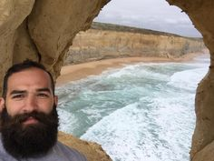 Still can't get over how good this spot was I haven't seen all the great spots around Australia but it's going to be very hard to top this seat at the 12 apostles. Couldn't help myself had to go over the fence n have a look. And was welllll worth it  #forbiddenspot #tookthechance #imaydie #fuckit #liveonce #12apostles #greatoceanroad #portcampbell #apollobay #australia #victoria #serenity #waves #ocean #cliffs #beautiful #bearded #beardedman #beardedadventures #beardgang #beardlife…